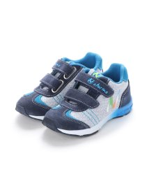 EU Comfort Shoes/ヨーロッパコンフォートシューズ EU Comfort Shoes Naturino キッズスポーツスニーカー (ネイビー)/503059730