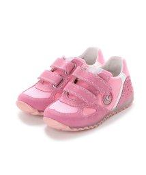 EU Comfort Shoes/ヨーロッパコンフォートシューズ EU Comfort Shoes Naturino キッズローカットスニーカー (ピンク)/503059737