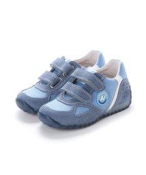 EU Comfort Shoes/ヨーロッパコンフォートシューズ EU Comfort Shoes Naturino キッズローカットスニーカー (ブルー)/503059738