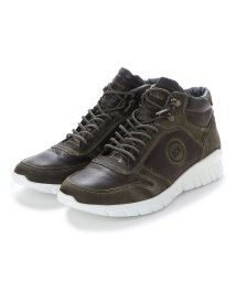 EU Comfort Shoes/ヨーロッパコンフォートシューズ EU Comfort Shoes BCN ハイカットスニーカー(C-1040) (ブラック)/503059756