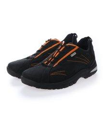 EU Comfort Shoes/ヨーロッパコンフォートシューズ EU Comfort Shoes Hartjes  トレッキングシューズ(40303) (ブラック/オレンジ)/503059783
