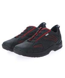 EU Comfort Shoes/ヨーロッパコンフォートシューズ EU Comfort Shoes Hartjes  トレッキングシューズ(40303) (ブラック/レッド)/503059784