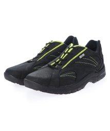 EU Comfort Shoes/ヨーロッパコンフォートシューズ EU Comfort Shoes Hartjes  トレッキングシューズ(40303) (ブラック/グリーン)/503059785