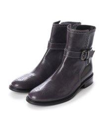 EU Comfort Shoes/ヨーロッパコンフォートシューズ EU Comfort Shoes looky  ショートブーツ(2521-A) (ダークネイビー)/503059849