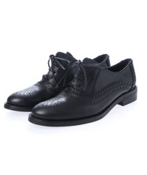 EU Comfort Shoes/ヨーロッパコンフォートシューズ EU Comfort Shoes looky  革靴(3530-A) (ブラック)/503059865