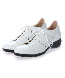 EU Comfort Shoes/ヨーロッパコンフォートシューズ EU Comfort Shoes Palanti  レースアップシューズ(5356) (ホワイト)/503059908
