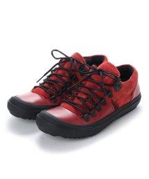 EU Comfort Shoes/ヨーロッパコンフォートシューズ EU Comfort Shoes FLYLONDON スニーカー(601.221) (レッド)/503060079