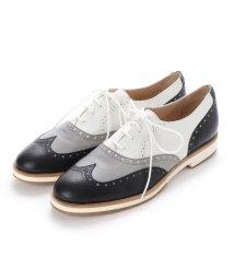 EU Comfort Shoes/ヨーロッパコンフォートシューズ EU Comfort Shoes Palanti  レースアップシューズ(5370) (ブラックコンビ)/503060095