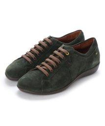EU Comfort Shoes/ヨーロッパコンフォートシューズ EU Comfort Shoes Benvado スニーカー(30008) (ダークグリーン)/503060199