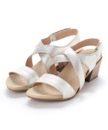 EU Comfort Shoes/ヨーロッパコンフォートシューズ EU Comfort Shoes Benvado サンダル(41001) (シルバー)/503060206