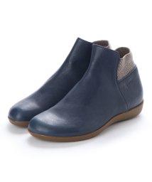 EU Comfort Shoes/ヨーロッパコンフォートシューズ EU Comfort Shoes Benvado ショートブーツ(30010) (ディープブルー)/503060231