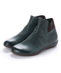 EU Comfort Shoes/ヨーロッパコンフォートシューズ EU Comfort Shoes Benvado ショートブーツ(30010) (ダークグリーン)/503060232