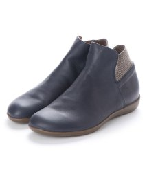 EU Comfort Shoes/ヨーロッパコンフォートシューズ EU Comfort Shoes Benvado ショートブーツ(30010) (ネイビー)/503060234