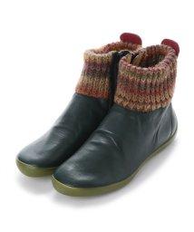 EU Comfort Shoes/ヨーロッパコンフォートシューズ EU Comfort Shoes Softinos ショートブーツ(900.289) (グリーン)/503060316