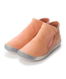 EU Comfort Shoes/ヨーロッパコンフォートシューズ EU Comfort Shoes Softinos ショートブーツ(900.086) (サーモンピンク)/503060373