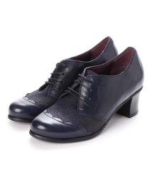 EU Comfort Shoes/ヨーロッパコンフォートシューズ EU Comfort Shoes BRAKO  8117 (ダークネイビー)/503060428