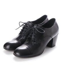 EU Comfort Shoes/ヨーロッパコンフォートシューズ EU Comfort Shoes King Tartufoli  レースアップパンプス(KAPP06) (ブラック)/503060452