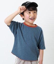 devirock/バイカラースラブTシャツ/503061674
