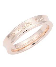Tiffany & Co./【Tiffany&Co】RUBEDO 1837 ナロー リング  30637909/503062588