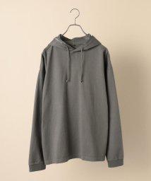 SHIPS MEN/crepuscule: garment dye カットソー パーカー/503062974