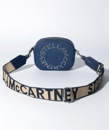 Stella McCartney/【STELLAMCCARTNEY】LOG DENIM BUM BAG/502999299