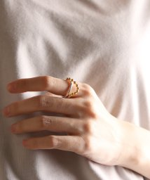 MAISON mou/【YArKA / ヤーカ】silver925 boal chain ring[tamt] /ボールチェーンリング シルバー925/503051803