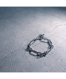 MAISON mou/【YArKA/ヤーカ】silver925 mix chain bracelet [HB2]/ミックスチェーンブレスレット シルバー925 /503051828