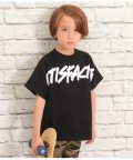 ANAP KIDS/プリントオーバーサイズTシャツ/503063419