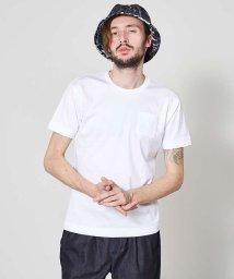 5351POURLESHOMMES/【20SS】アリオリティ・スムース クルーネック 半袖Tシャツ【予約】/503063434