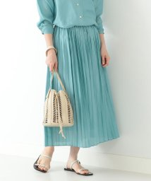 Demi-Luxe BEAMS/Demi-Luxe BEAMS / ボイル オーガンジースカート/503028339