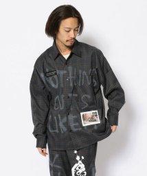 RoyalFlash/Guernika/ゲルニカ/TRチェックシャツ/503063886