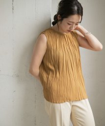 URBAN RESEARCH OUTLET/【ITEMS】ジョーゼットプリーツノースリーブ/503006518