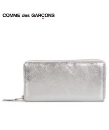 COMMEdesGARCONS/コムデギャルソン COMME des GARCONS 財布 長財布 メンズ レディース ラウンドファスナー 本革 GOLD AND SILVER WALLET /503008223