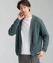 green label relaxing/CM リネン アゼ イージー カーディガン/503028808