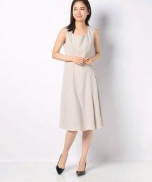 MISS J/【洗える】ドビークロス ドレス/503050117
