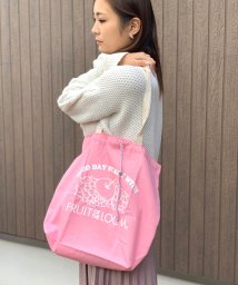 FRUIT OF THE LOOM/BRAIDED CORD TOTE BAG /503050221