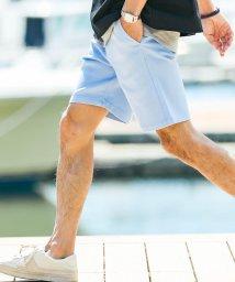 JIGGYS SHOP/ストレッチツイルショーツ / ハーフパンツ メンズ ショートパンツ 短パン 膝上 ショーツ 半パン/503062908