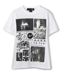 LHP/SAMURAICORE/サムライコア/地震 雷 火事 親父 TEE /グラフィックプリントTシャツ/503064055