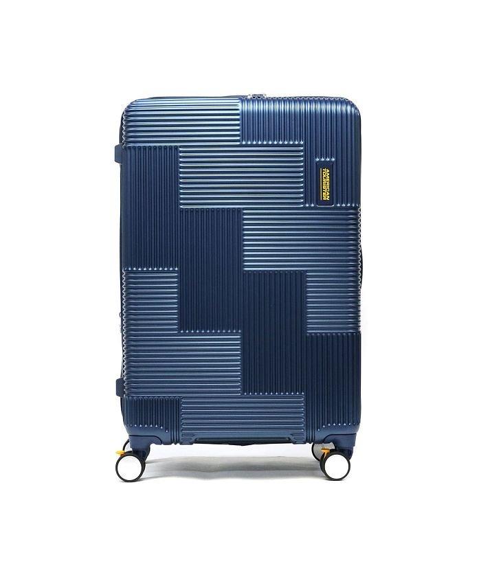 ギャレリア サムソナイト アメリカンツーリスター スーツケース AMERICAN TOURISTER VELTON Spinner 76 GL7−008 ユニセックス ネイビー F 【GALLERIA】