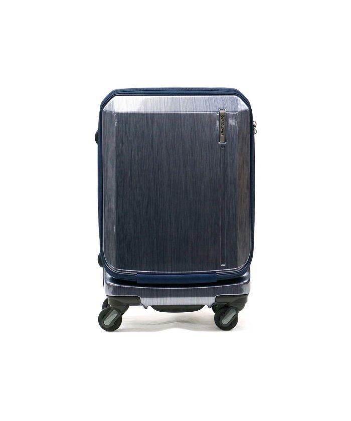ギャレリア フリクエンター スーツケース FREQUENTER Grand グランド Sサイズ USBポート キャリーケース 34L 1泊 2泊 1−360 ユニセックス ネイビー F 【GALLERIA】