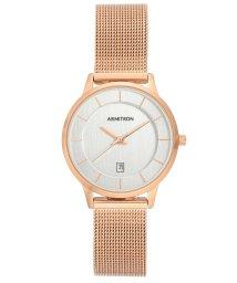 ARMITRON NEWYORK/ARMITRON 腕時計 レディース アナログ メッシュ ブレスレットウォッチ/503065306