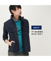 MAC HOUSE(men)/MOSSIMO モッシモ デザインスタンドジャケット 0240-9604M/503065320