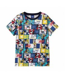 MAC HOUSE(kid's)/Disney ディズニー ボーイズ 総柄ミッキーTシャツ 326107089/503065325