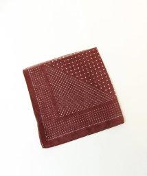 LIPSTAR/ドットプリントバンダナ/503043334