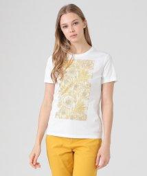 MACKINTOSH LONDON/【BIBURY FLOWER】ビーズプリントTシャツ/503047471