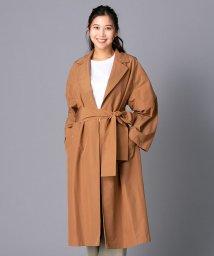 Leilian PLUS HOUSE/【my perfect wardrobe】パッカブルコート/503047989