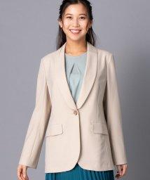 Leilian PLUS HOUSE/【my perfect wardrobe】とろみジャケット/503047990