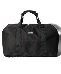 Laplace box/【L.R.M】 4WAY ボストンリュック/503055693