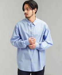 green label relaxing/CM ☆ JPNポプリン ラウンドシャツ #/503063810