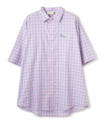 GARDEN/DROLE DE MONSIEUR /ドロール ド ムッシュ/Check Oversized Shirt/チェックオーバーサイズシャツ/503066580